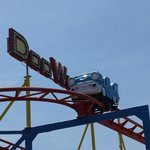 Kid's Roller Coaster at Morey's