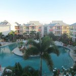 Bay Gardens Beach Resort pool area