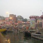 Along the Ganges