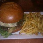 Animal burger