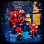 Fraggle Rock Characters