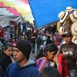El mercado de jueves y domingos muy cerca del hotel