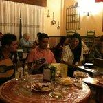 reuniones flamencas