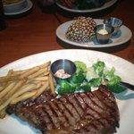 Age Ribeye steak