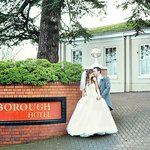 Our Wedding at the Gainsborough House Hotel