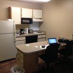 Ktichen and Workspace