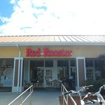 Entrance to Red Rooster Cafe, Marco Island , Florida