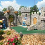 Mini Golf Castle