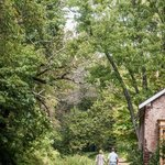 A stroll along the Delaware Canal towpath