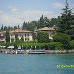 View of the Lake Garda