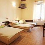 6 - bed mixed dormitory