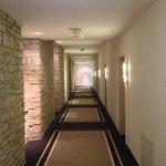 Ruhige Zimmer im Hotel