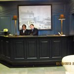 Evening Reception Staff
