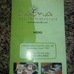 Lama Cafe