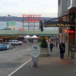 So close to Pike Market