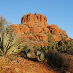 Bell Rock - just out the back from the Resort - direct walking trails!