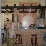 Nuestra barra y cocina