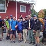 Appalachian Trail thru-hikers
