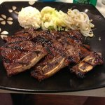 Grilled Galbi!