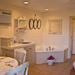 Hot Tub for 2 at Dove Cottage