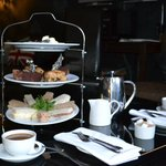 Afternoon Tea at Satis