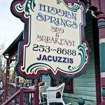Hidden Springs, Eureka Springs, Arkansas
