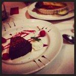 Dessert, yum!!