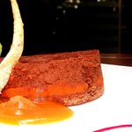Tarta de Chocolate de Mediterráneo Restaurant