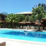 Great pool at Pedra da Laguna.