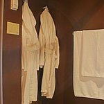 Each bathroom is spacious, cozy and supplied with robes and locally produce toiletries.