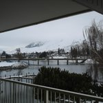 Winter -View from the deck