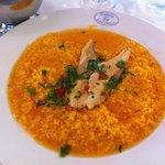 il cuscus di pesce