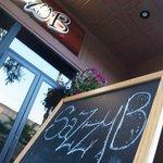 Sazzy B sign