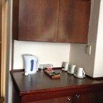 basic tea coffee facilities
