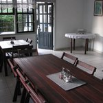 breakfast area 2 Guesthous Amice Paramaribo
