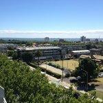 looking towards Port Phillip Bay