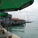 Oranjestad waterfront