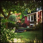a slice of kiwi paradise: Kokopu Cottage.