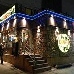The Restaurant, outside