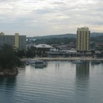 dontown of ocho rios