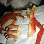 Show of available crab
