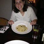 Pasta w/ Olive Oil & Garlic