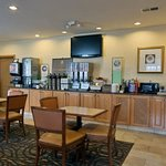 CountryInn&Suites Lexington  BreakfastRoom