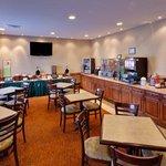CountryInn&Suites ChattanoogaN BreakfastRoom