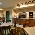 CountryInn&Suites Murfreesboro  BreakfastRoom