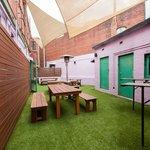 The Last Jar- rooftop beer garden