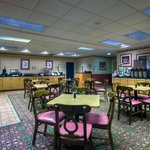 CountryInn&Suites Roanoke BreakfastRoom