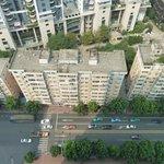 Zhuguanggaopai - View from balcony