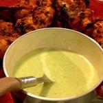 Tandoori Chicken from Dana Choga