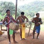 Embera Village visit